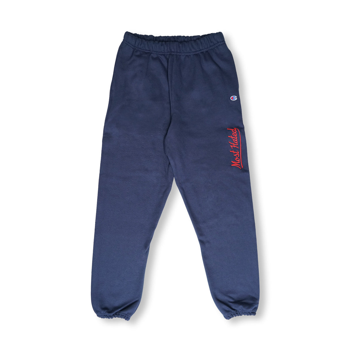 Most Hated Champion Sweatpants - Navy