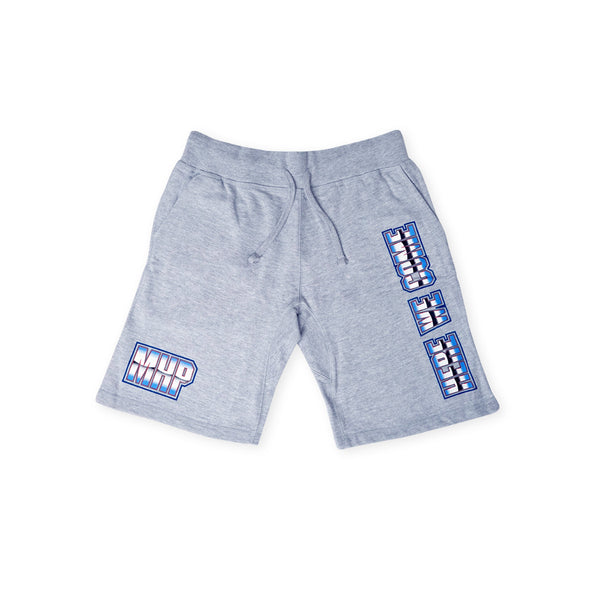 MHP Sweat Shorts - Heather Grey