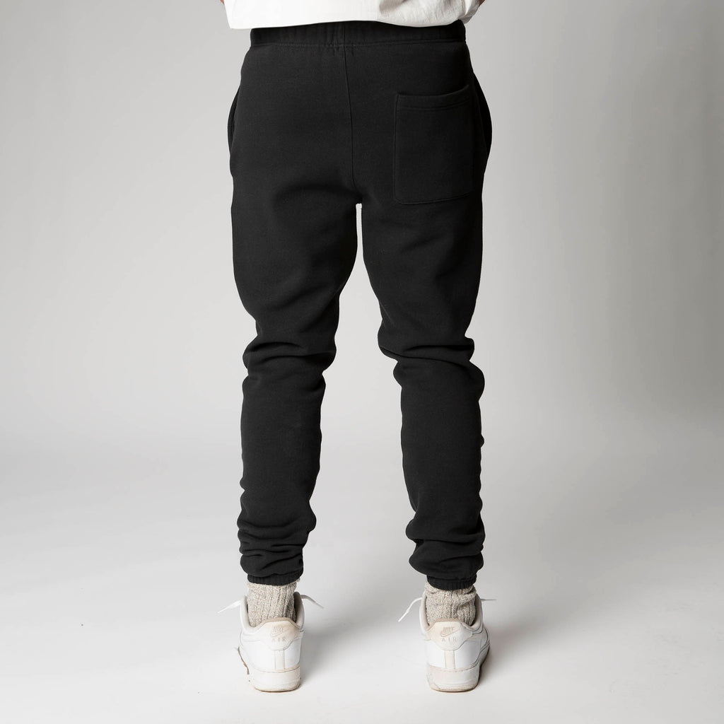 MOST HATED SWEATPANTS- BLACK