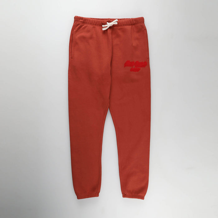 MOST HATED SWEATPANTS- RUST