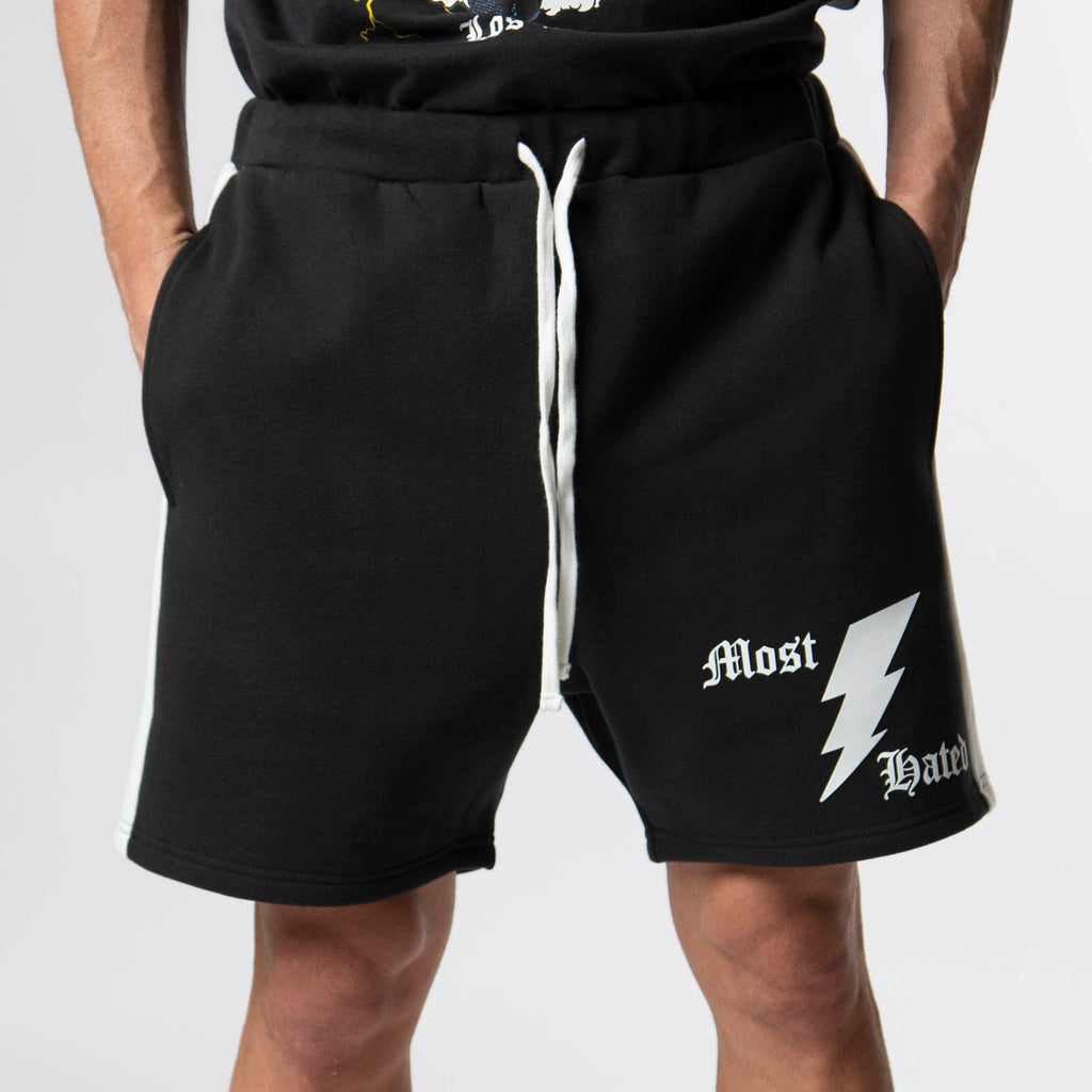 MOST HATED SHORTS- BLACK