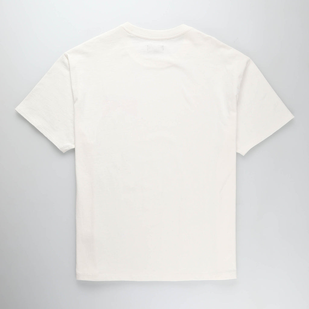 MOST HATED LOGO TEE- WHITE