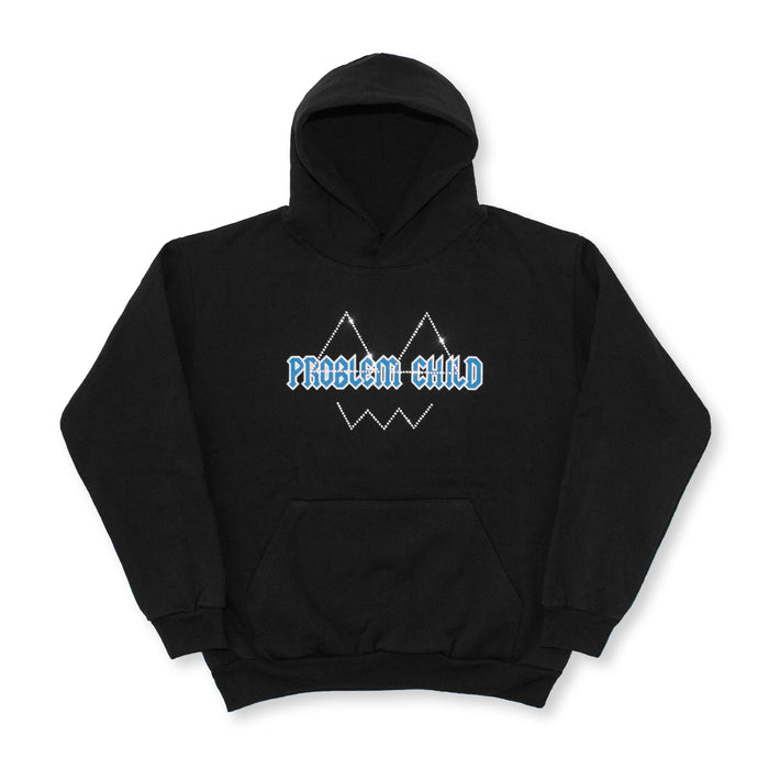 "MOST HATED ""PROBLEM CHILD"" HOODIE - BLACK"
