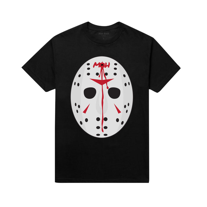 Most Hated Jason Tee -  Black