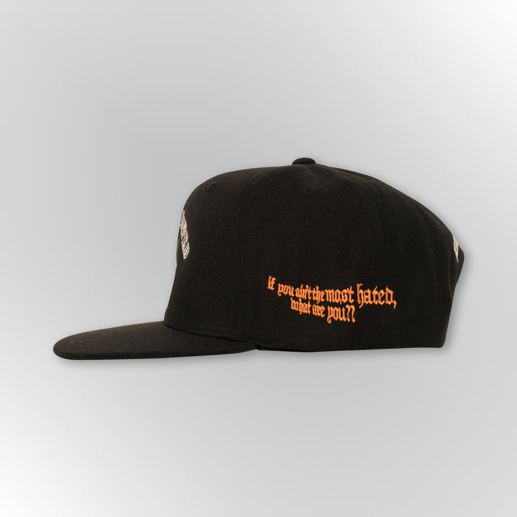 MOST HATED x KTH - SNAPBACK