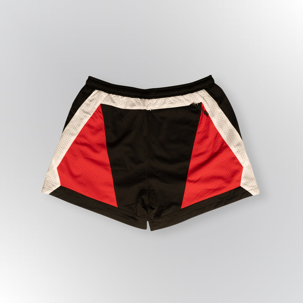 Most Hated Mesh Shorts - Black/Red