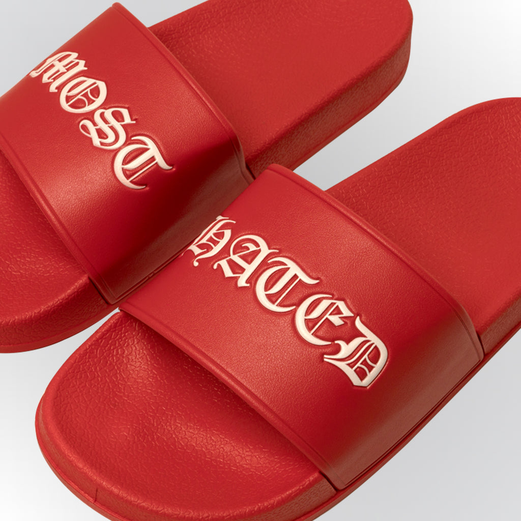 MOST HATED SLIDES - RED