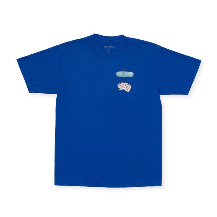 "MOST HATED ""IHE"" TEE - ROYAL"