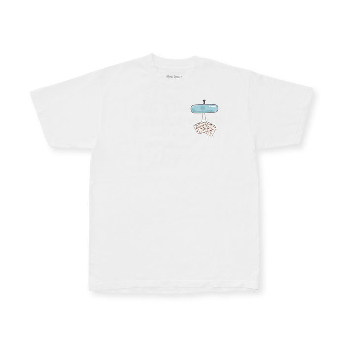 "MOST HATED ""IHE"" TEE - WHITE"