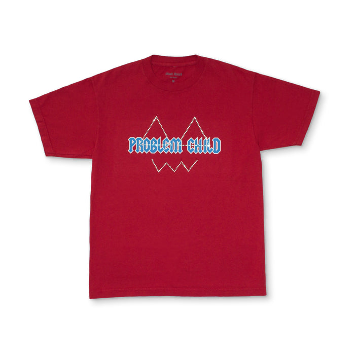 "MOST HATED ""PROBLEM CHILD"" TEE - RED"
