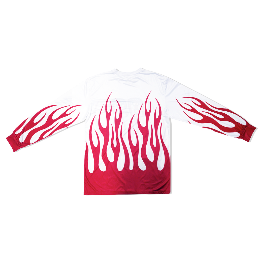 Most Hated Racing Jersey - White
