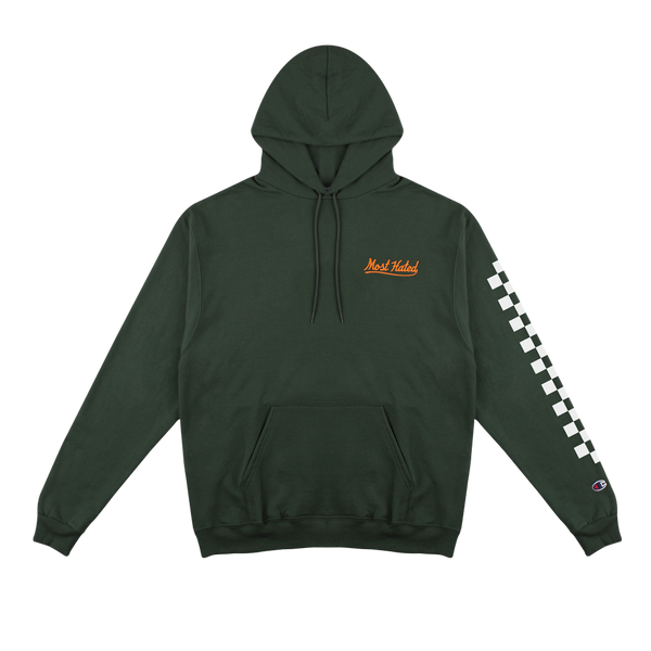 Most Hated Champion Racing Hoodie - Green