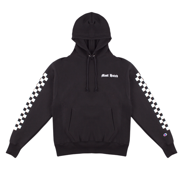 Most Hated Champion Racing Hoodie - Black