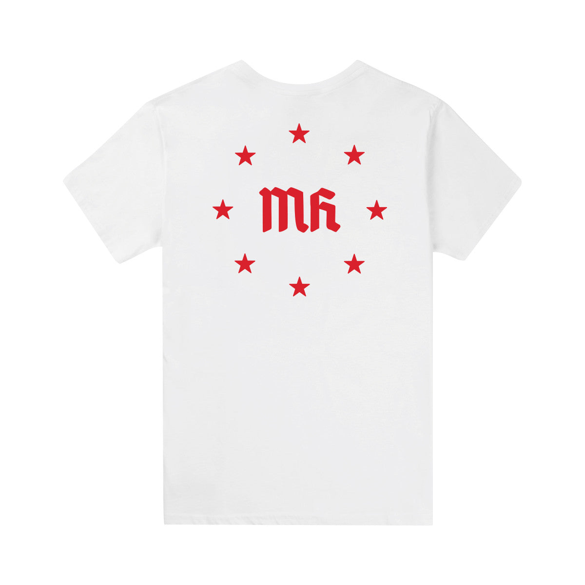 Most Hated Star Tee - White