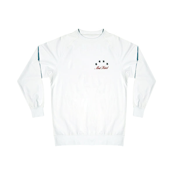 Most Hated Lightweight French Terry Crewneck - White