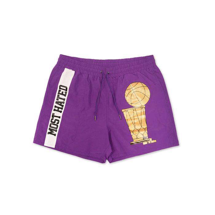 Most Hated Championship Shorts - Purple