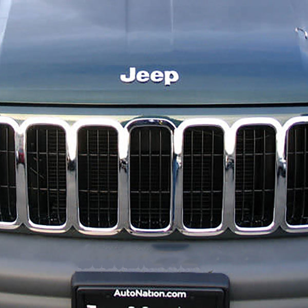 Chrome Grilles