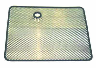 Radiator Bug Shield, Stainless Steel by Rugged Ridge ('87-'95 Jeep Wrangler YJ)