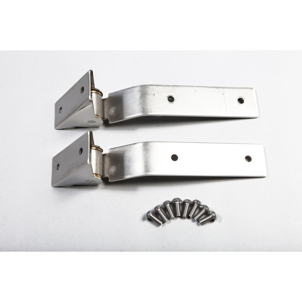Tailgate Hinges Stainless Steel For 1987 95 Jeep