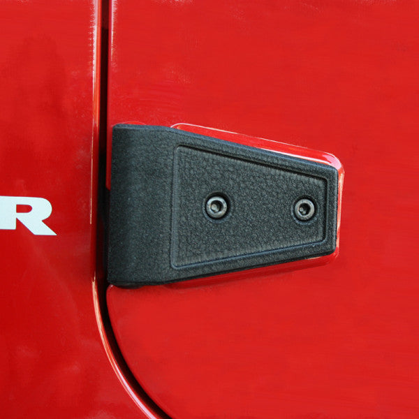 Wrangler door hinge cover