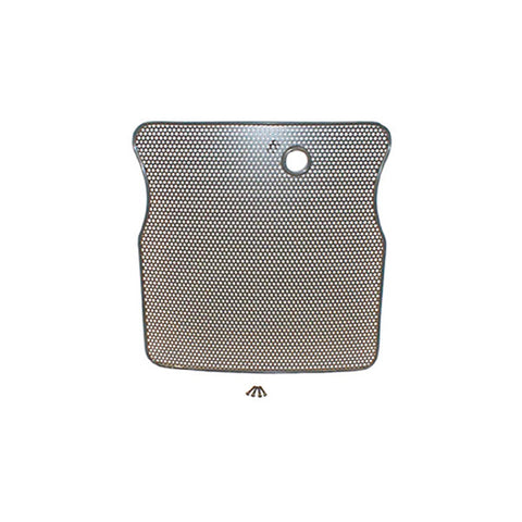Radiator Bug Shield, Black by Rugged Ridge ('55-'86 Jeep CJ Models)