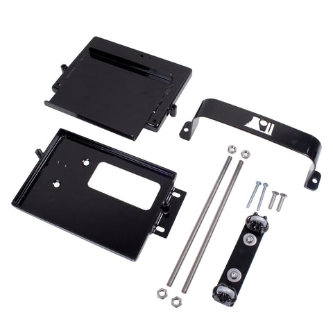 Dual Battery Tray by Rugged Ridge ('97-'06 Jeep Wrangler TJ)