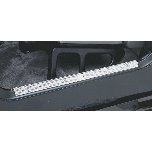 Door Entry Guards, Aluminum by Rugged Ridge ('76-'95 Jeep Wrangler CJ, YJ)