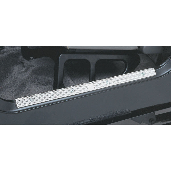 Door Entry Guards, Aluminum by Rugged Ridge ('97-'06 Jeep Wrangler TJ)