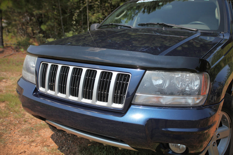 Hood Bug Deflector by Rugged Ridge ('99-'04 Jeep Grand Cherokee WJ)