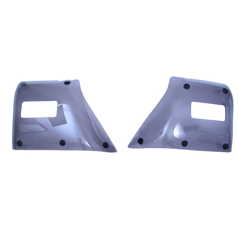 Molded Fender Guards by Rugged Ridge ('97-'06 Jeep Wrangler TJ)