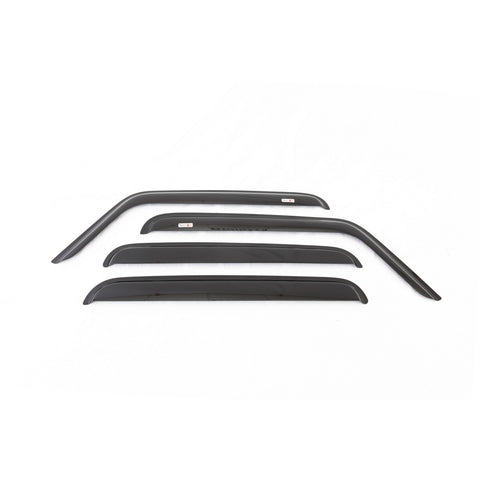 Window Rain Deflectors by Rugged Ridge ('93-'98 Jeep Grand Cherokee ZJ)