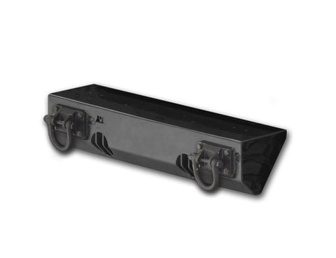 XHD Non-Winch Mount Front Bumper by Rugged Ridge ('07-'18 Jeep Wrangler JK)