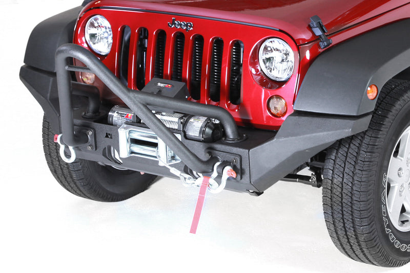 XHD High Clearance Bumper Ends by Rugged Ridge ('07-'18 Jeep Wrangler JK)