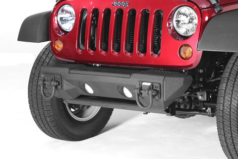 All Terrain Stubby Bumper Ends by Rugged Ridge ('07-'18 Jeep Wrangler JK)