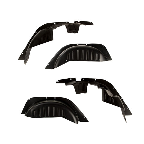 XHD Armor Fenders and Liner Kit by Rugged Ridge  ('07-'18 Wrangler JK 2 Door)