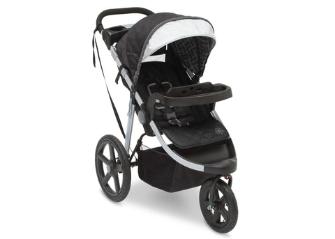 Jeep Adventure All-Terrain Jogging Stroller - Charcoal (11998-0251)