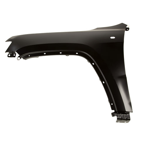 Front Fender, Left, Export by Omix-ADA (2011-13 Grand Cherokee WK)