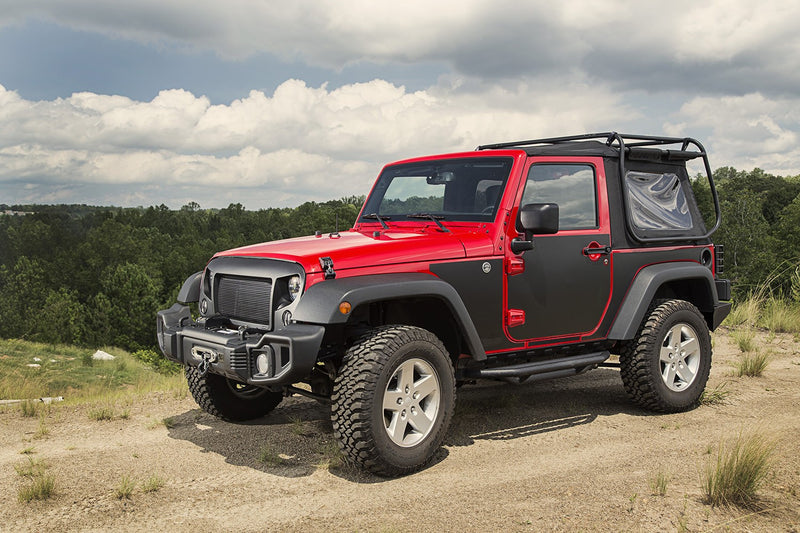 Magnetic Protection Panel Kit, 2-Door by Rugged Ridge ('07-'18 Jeep Wrangler JK)