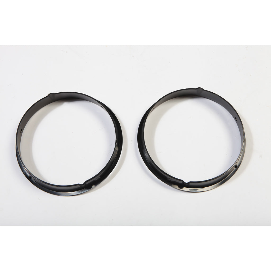 Jeep headlight bezels