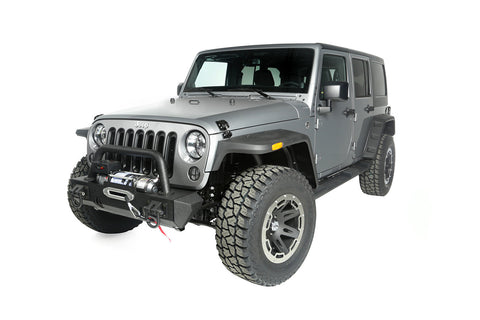 Rocky Package by Rugged Ridge ('07-'12 Jeep Wrangler JK)