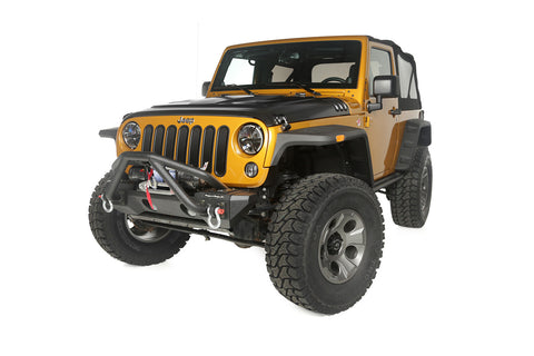 Teton Package by Rugged Ridge ('07-'12 Jeep Wrangler JK)
