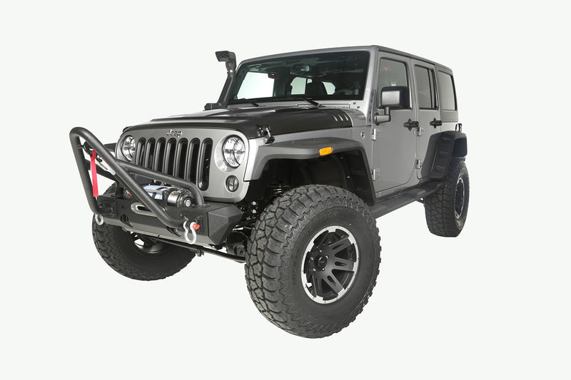 Jeep with Summit Package