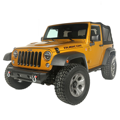 Canyon Package by Rugged Ridge ('13-'18 Jeep Wrangler JK)