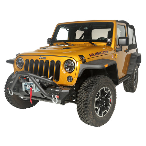Boulder Package by Rugged Ridge ('07-'18 Jeep Wrangler JK)