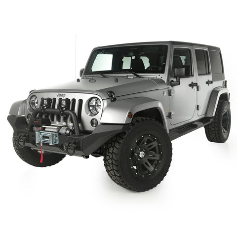 Granite Package by Rugged Ridge ('13-'18 Jeep Wrangler JK)