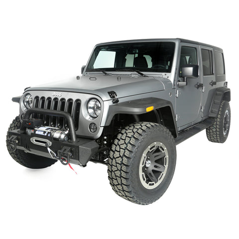 Rocky Package by Rugged Ridge ('13-'18 Jeep Wrangler JK)