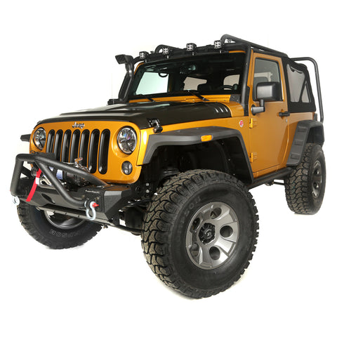 Exploration2 Package by Rugged Ridge ('13-'18 Jeep Wrangler JK)