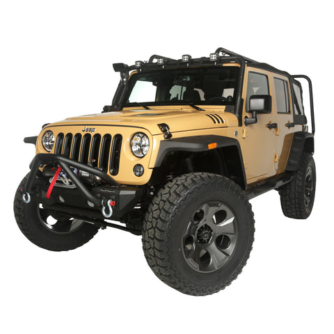 Exploration4 Package by Rugged Ridge ('13-'18 Jeep Wrangler JK)