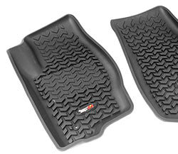 Rugged Ridge All Terrain Front Floor Liners ('07-'17 Compass MK, Patriot)