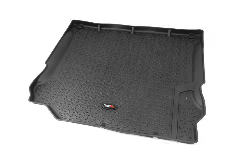 Cargo Liner, Black by Rugged Ridge ('11-'18 Jeep Wrangler JK) - Jeep World